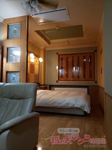 古川 二番館 ベッド
