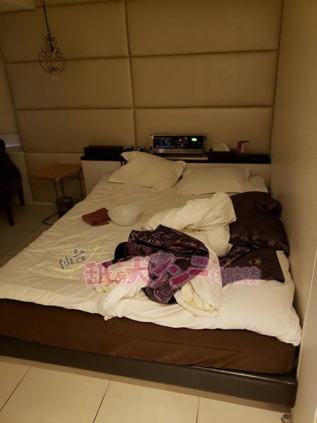 ウォーターリゾート仙台 ベッド