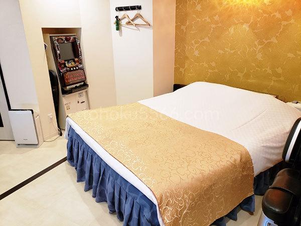 ホテルシンドバッド 部屋