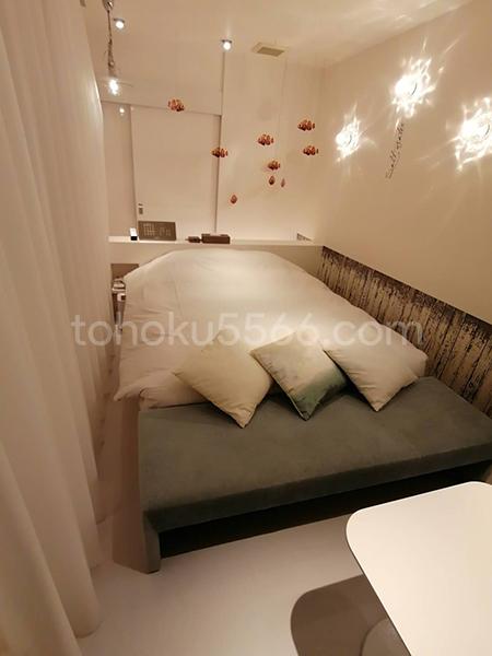 ガルホテル仙台 お部屋