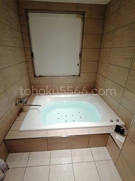 ホテルキャラ お風呂