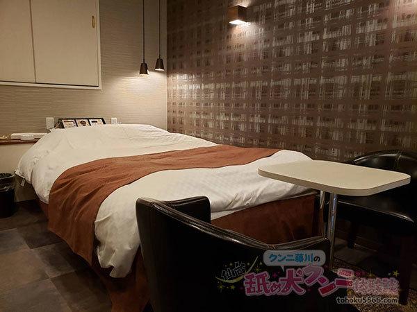 ルテラス ベッド