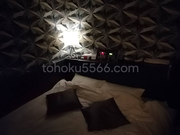 六丁の目のホテリオン ベッド