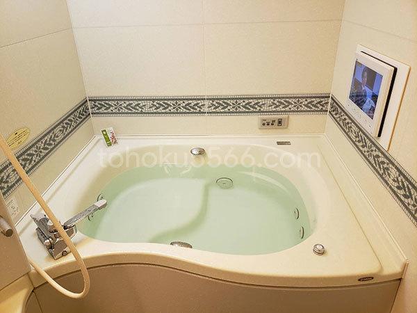 ホテルアンジュ お風呂