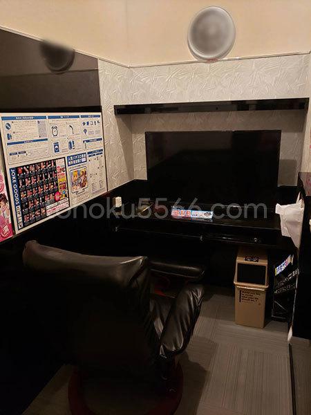個室ビデオ 部屋