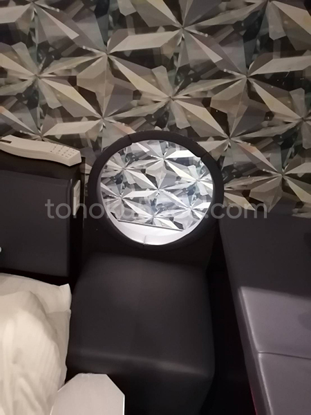六丁の目のホテリオン 穴