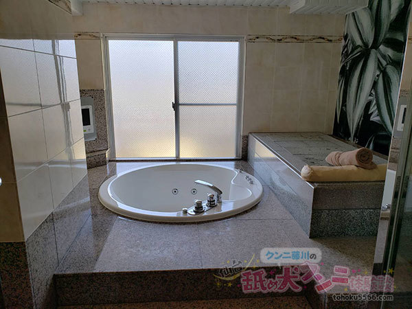 ホテルルナ お風呂