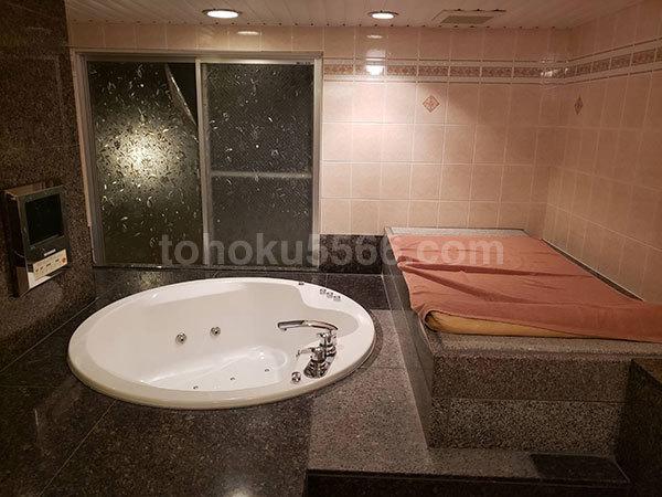 ホテルパティオ 岩盤浴