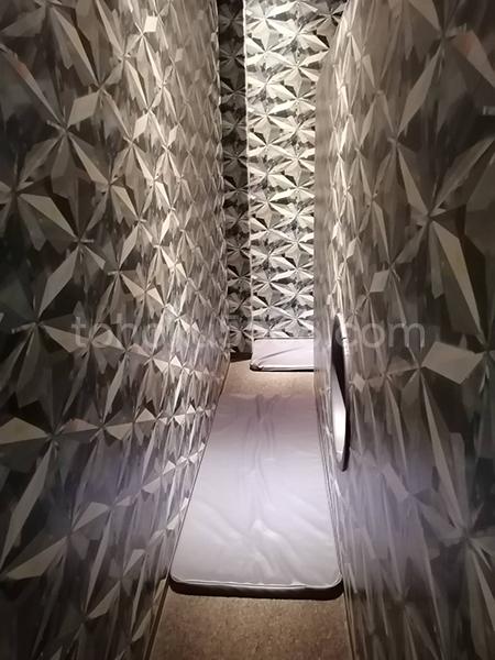 六丁の目のホテリオン 廊下