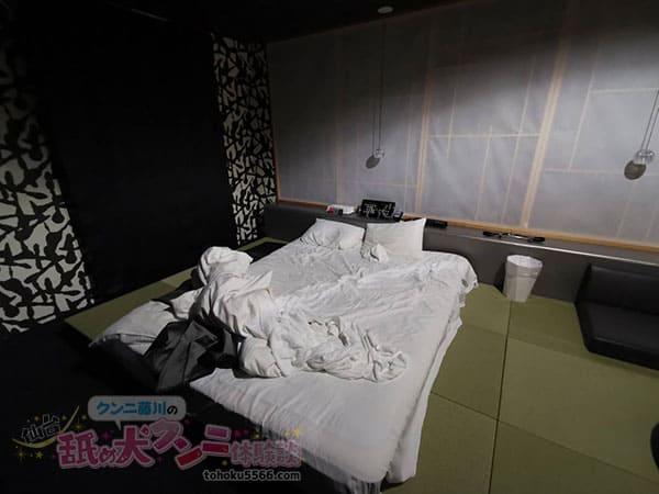 クンニ ベッド