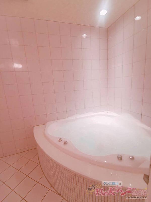 リズコート お風呂