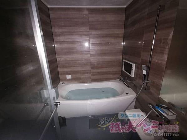 ラブホ お風呂